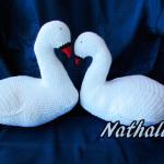 Белые-лебеди