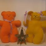 Игрушки из флиса для детей и в интерьер2