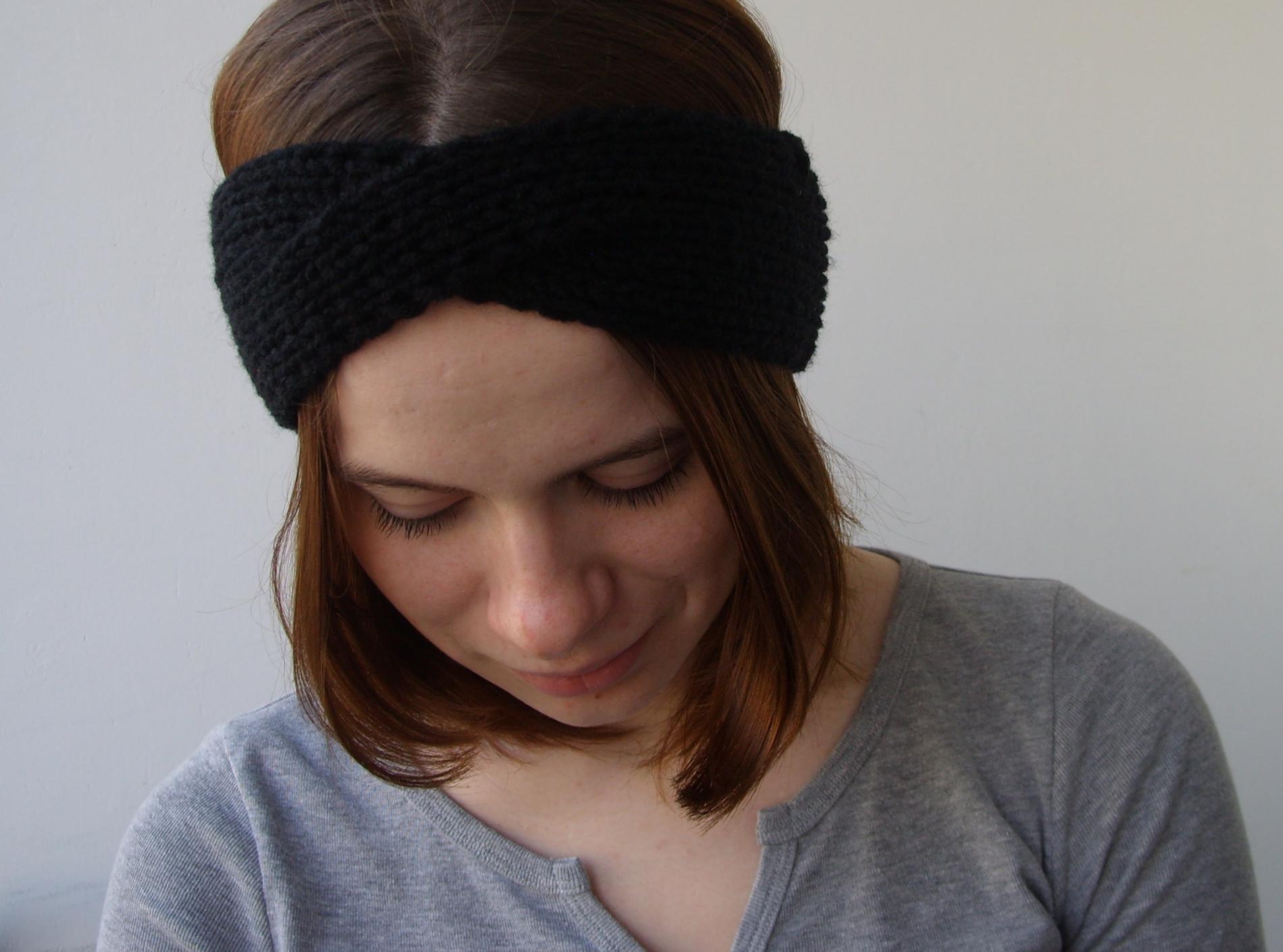 схемы для вязания спицами чалмы