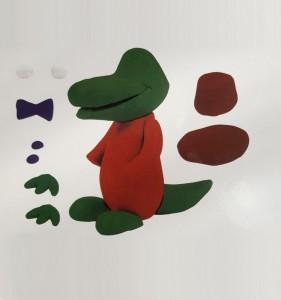 крокодил 1
