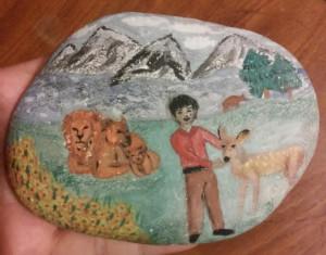 сувенир из камня