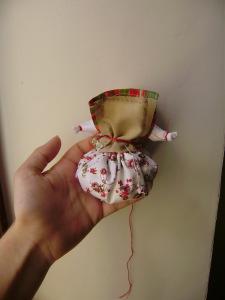 Кукла – травница своими руками, или Подарок и оберег в одном флаконе