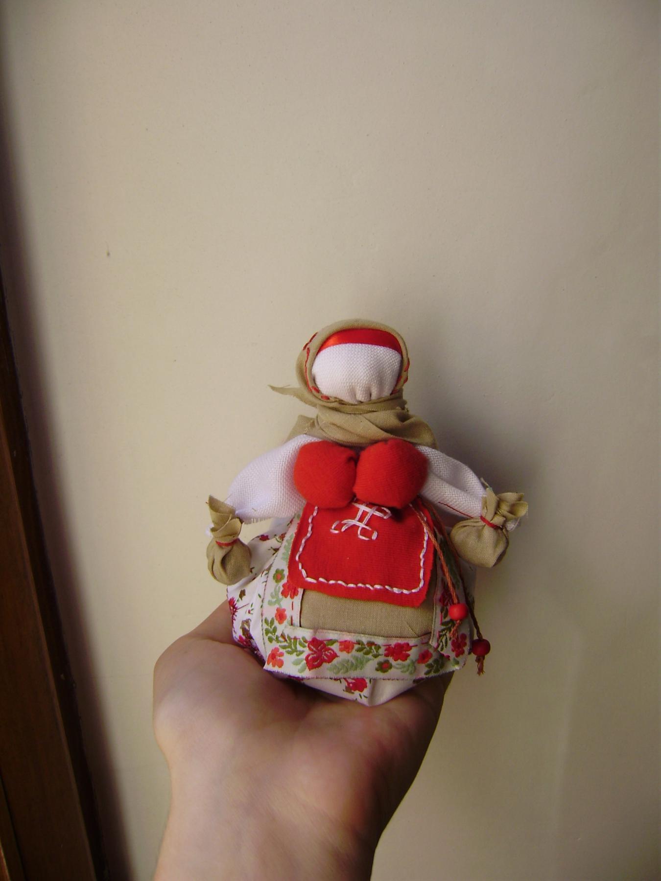 Кукла оберег своими руками пошагово