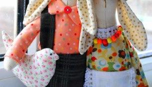 игрушки тильды