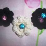 маленькие цветоски из ириса