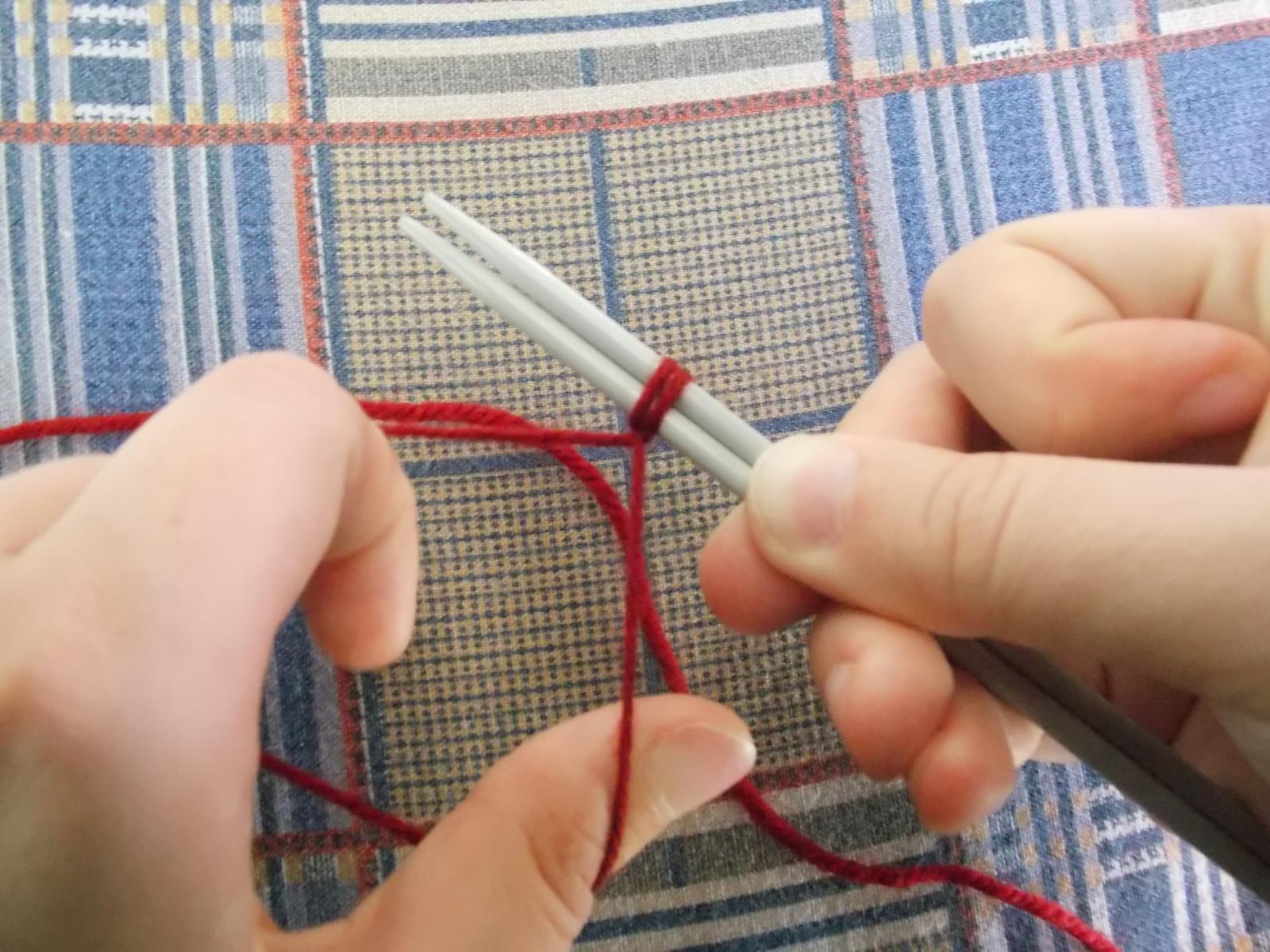 Закончилась нить для вязания